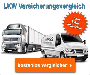 LKW Versicherung Vergleich online auf lkw-versichern.net